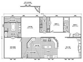 Floor Plans For Mobile Homes Single Wide by Home Remodeling Double Wide Mobile Home Floor Plans
