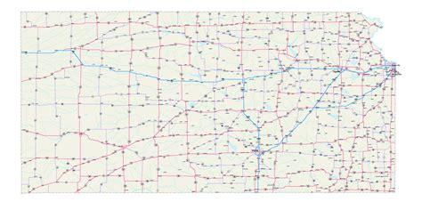 kansas road map kansas maps kansas map kansas road map kansas state map