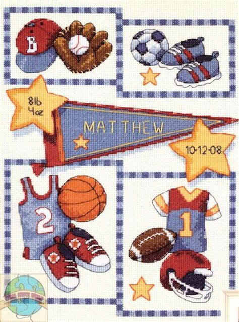 World Birth Records 68 Best Images About Cross Stitch Nursery On