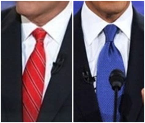 power tie colors tie a tie net gives republicans and democrats the chance