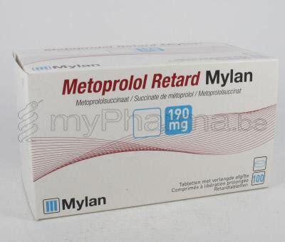 St Wajik metoprolol 100 retard roaccutane avis medecin