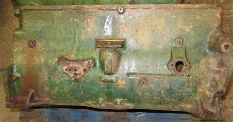 engine oliver ol engine block good    cyl diesel late  early