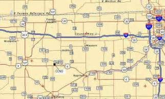 Ohio Turnpike Map by Directions To Ccno