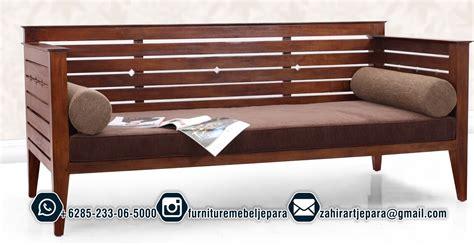 Sofa Yang Sederhana jual kursi sofa bangku model minimalis jepara jakarta
