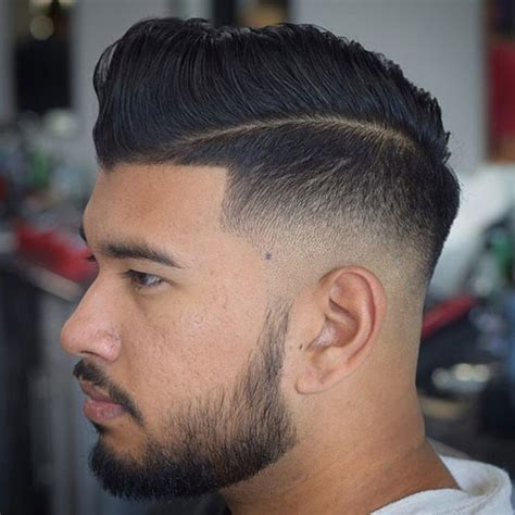 hair comb for round face as boy best haircuts for guys with round faces men s haircuts
