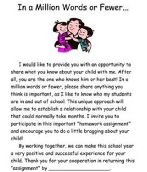 Parent Letter For Words Their Way Hw Reading Log Student Log Half Sheet For School
