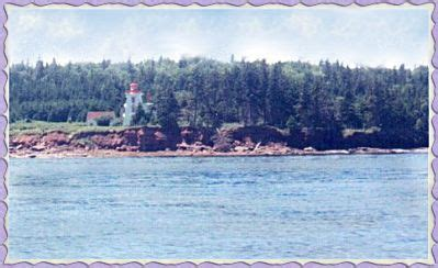 boat accident in beach point pei lighthouses of southern pei