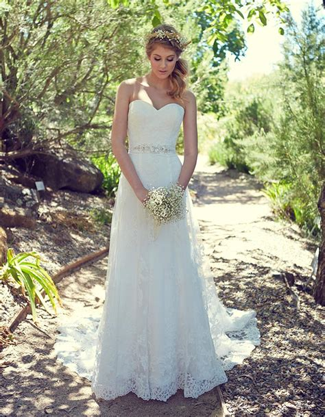 Wedding Attire Hobart by In The Gables Garden Wedding Dresses