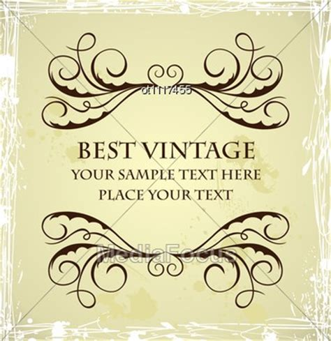 stock photo vintage grunge template image ot1117455