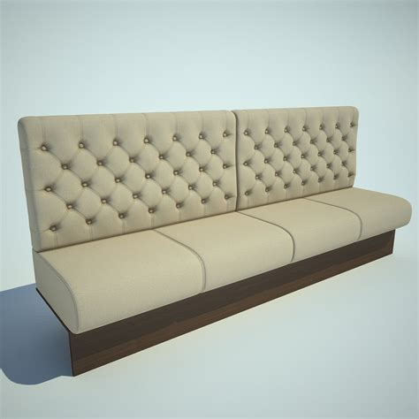 couch bar 3d model sofa bar