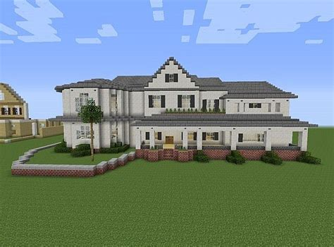 mansion home designs townhouse mansion minecraft house design