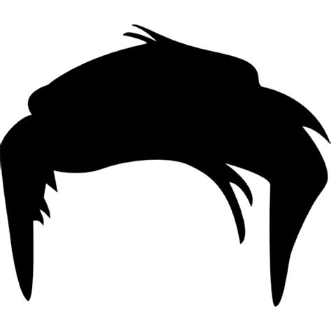 male hair templates for photoshop short male hair shape icons free download