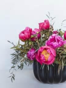 pfingstrosen in der vase pfingstrosen in der perfekten vase toll was blumen machen