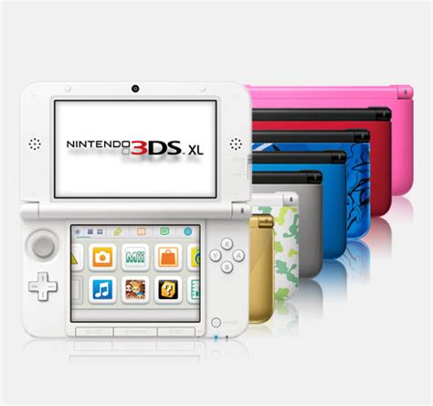 tutorial nintendo ds xl nintendo 3ds xl nintendo official uk store