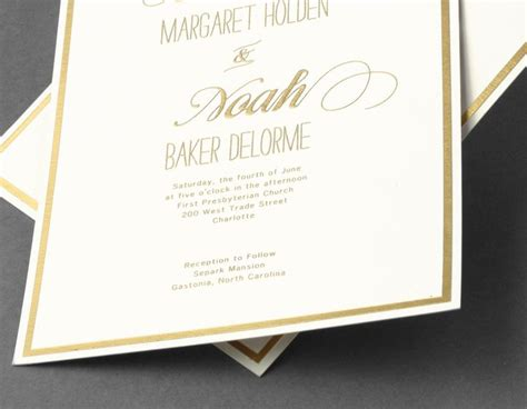 vera wang wedding invitation 17 best images about vera wang on square