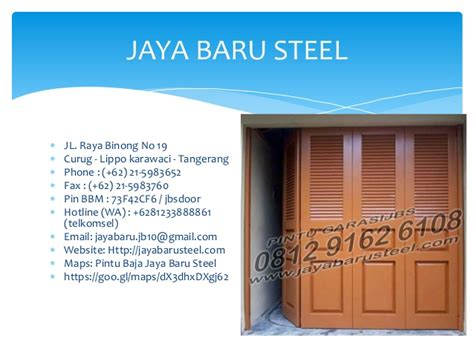 Jual Sho Metal Palembang 081291626108 jbs jual pintu garasi surabaya jual