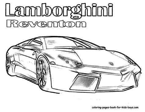 free coloring pages of cool cars free coloring pages of fast cool cars