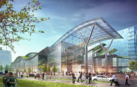 Hok Washington | transformation washington s union station into iconic