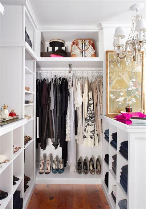 awesome small walk  closet   room closet