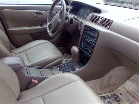 1999 toyota camry leather interior autos nigeria
