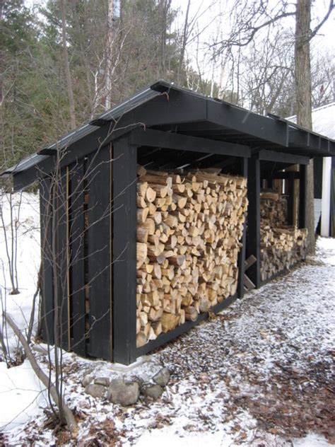 woodwork build simple woodshed  plans