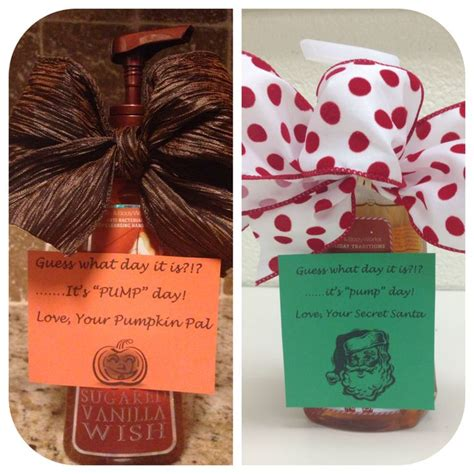 secret pal gifts gift idea for secret pal soap with note attached