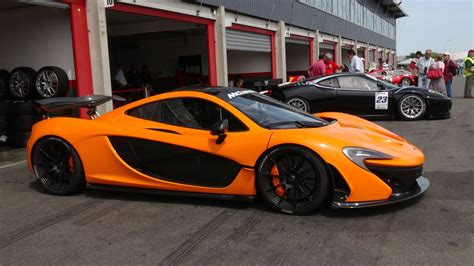 orange mclaren interior mclaren p1 details youtube