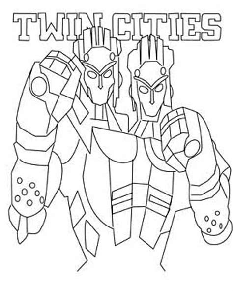 noisy boy coloring page real steel robots coloring pages