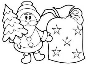 Printable santa claus coloring pages coloring me