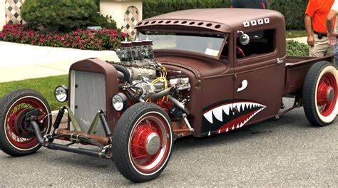 rat rods rats rodshot 555 greaserratrod cars painting