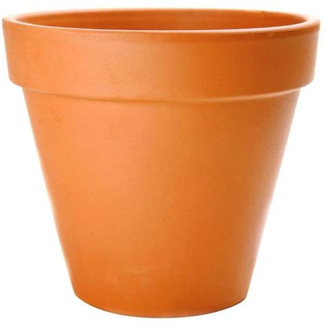 Terracotta Pots | shop 4 33 in x 3 94 in terra cotta clay rustic planter at