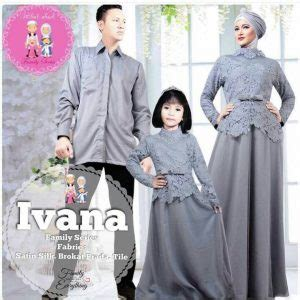 Baju Keluarga Branded model baju terbaru yang cocok untuk kondangan gebeet