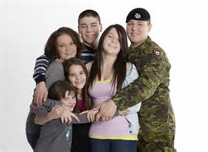 the family canada s military families and the military family