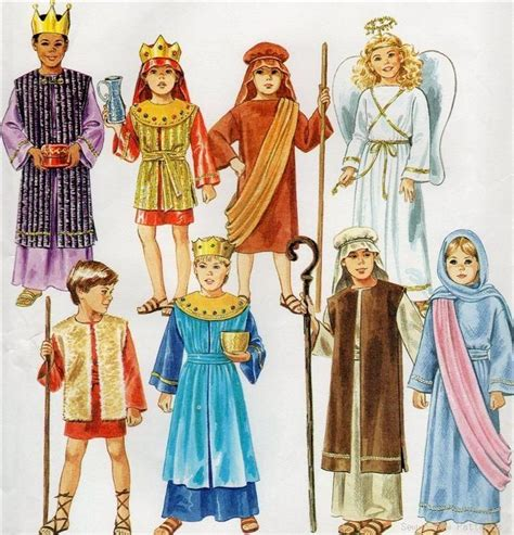 christmas nativity costumes 14 best nativity costumes images on pinterest nativity