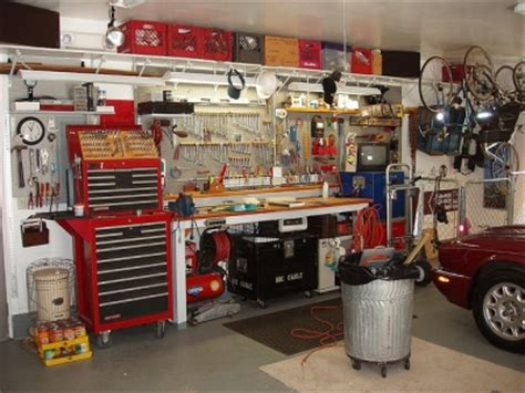 Workbench Designs For Garage man cave design guide part 3 the workshop