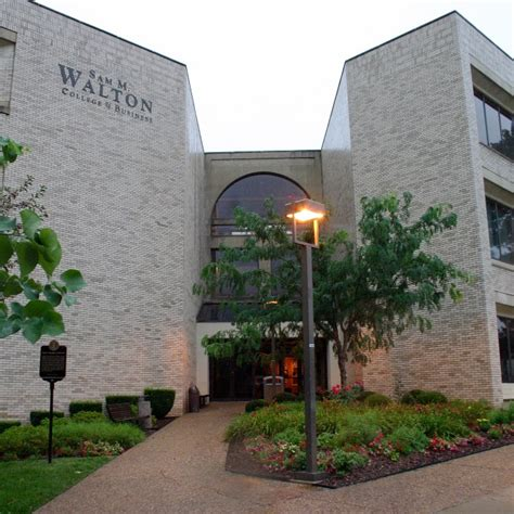 Walton College Of Business Mba by Where To Give Of Arkansas