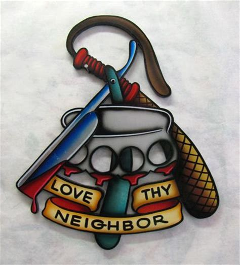 love thy neighbor tattoo 25 best ideas about thy on