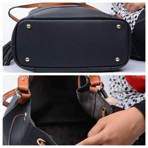 Tas Set 2 In 1 Fashion Import Kode 4870 jual tas import dv0601gc set 2 in 1 semi premium di lapak