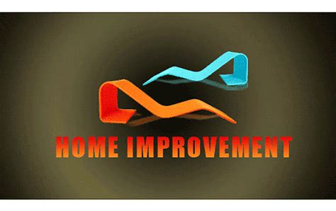 home improvement logos images