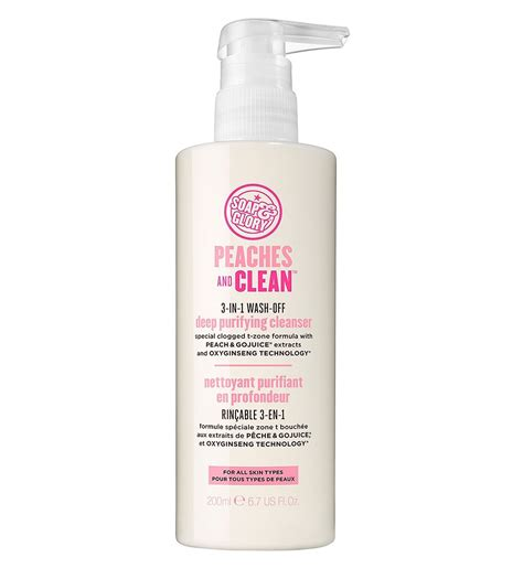Soap And 3 And 1 Detox Wash by Soap Clean 3 In 1 Purifying Cleanser