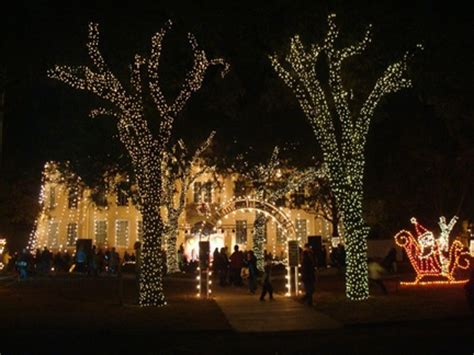 kerrville texas hill country regional christmas lighting