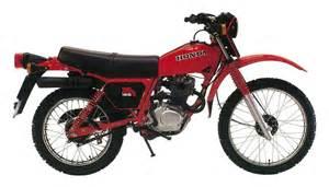 Honda 185s Honda Xl185s