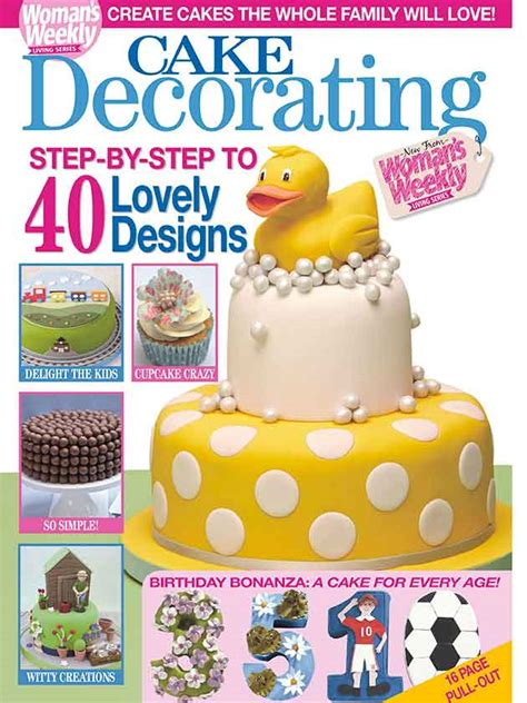 Womens Weekly Cake Decorating by The New Woman S Weekly Sugarcraft Made Easy Is Out Now