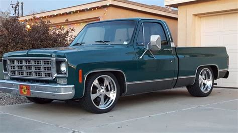 Chevy Short Bed For Sale Cheyenne C10 Squarebody Shortwide Relisted