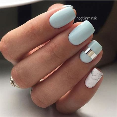 Nail Accessories by Nail Accessories Blue Baby Blue Light Blue