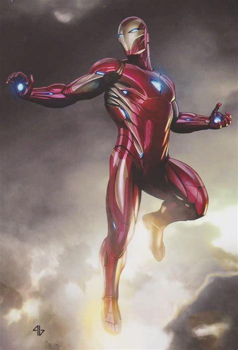 avengers infinity war res concept art reveals