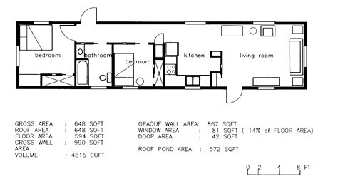 impressive mobile home plans house mobile
