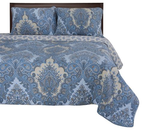 California King Quilt Bedding by Waverly Quilt Set King California King