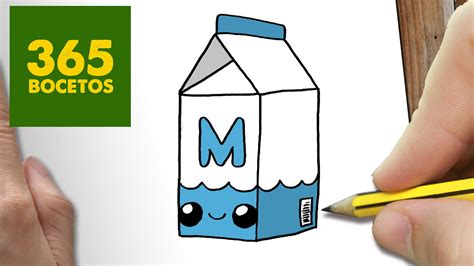 Imagenes Kawaii Leche | como dibujar leche kawaii paso a paso dibujos kawaii