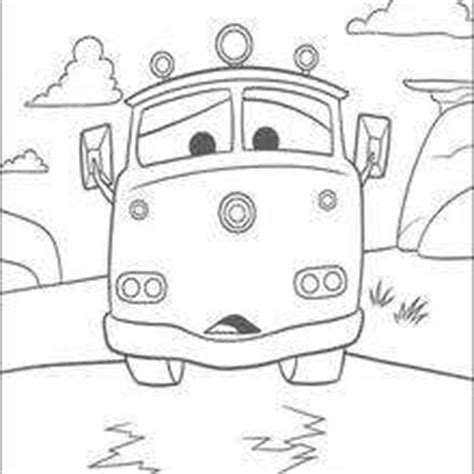 cars red coloring pages red the fire truck coloring pages hellokids com
